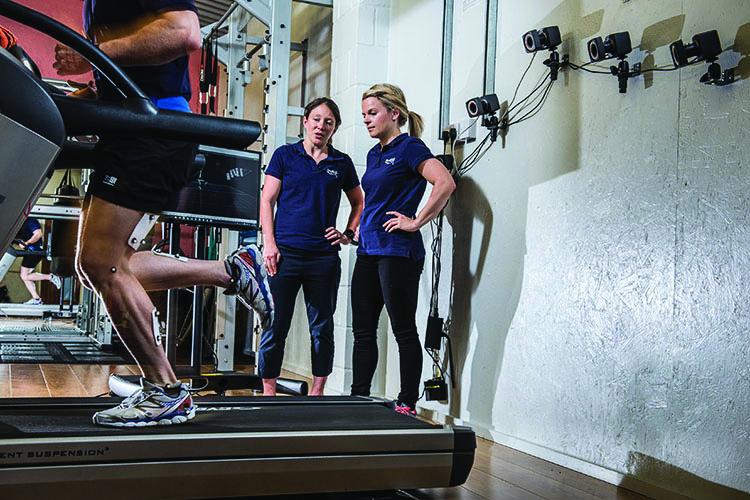 Diagnostika behu môže bežcom veľmi pomôcť.