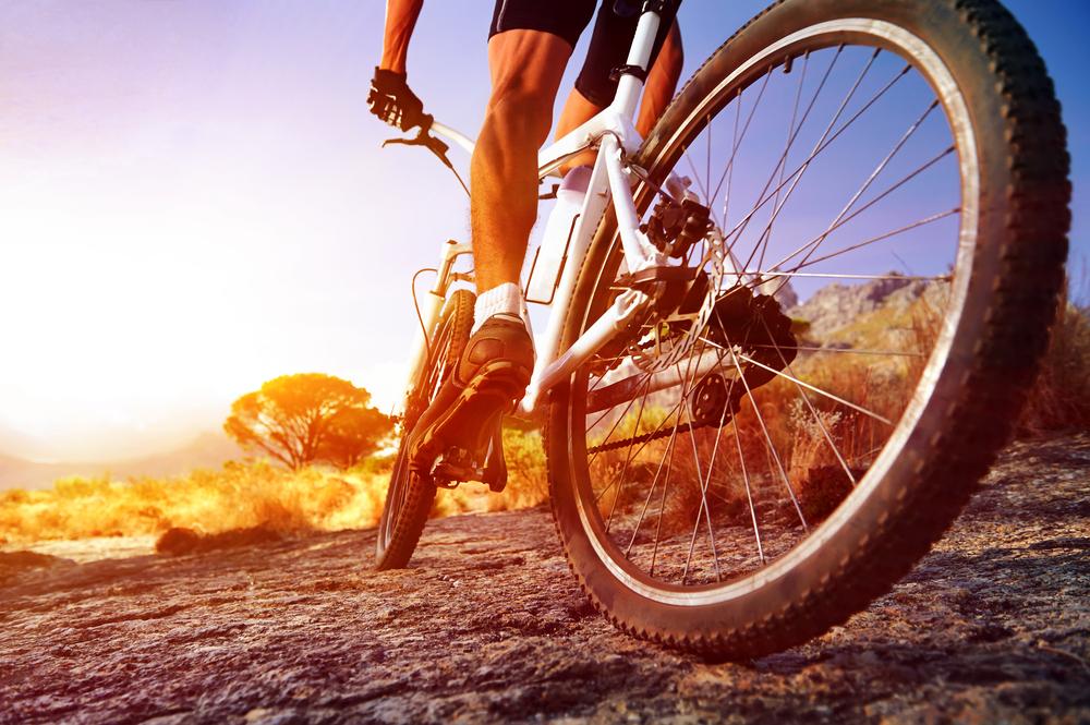 Horský bicykel. Foto: Shutterstock