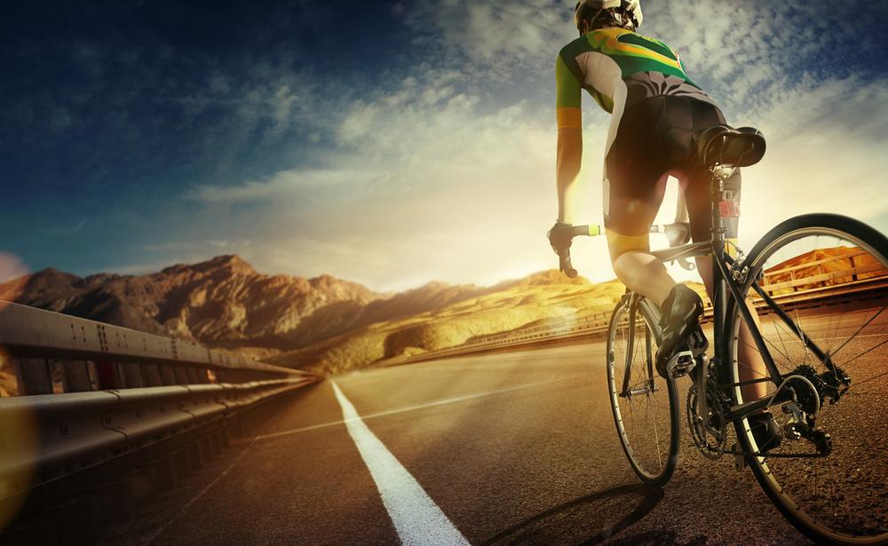 Cestný bicykel. Foto: Shutterstock