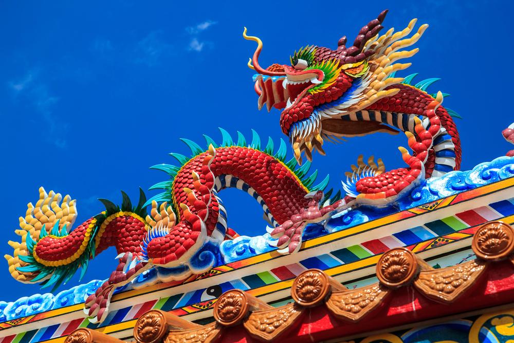 Čína. Foto: Shutterstock