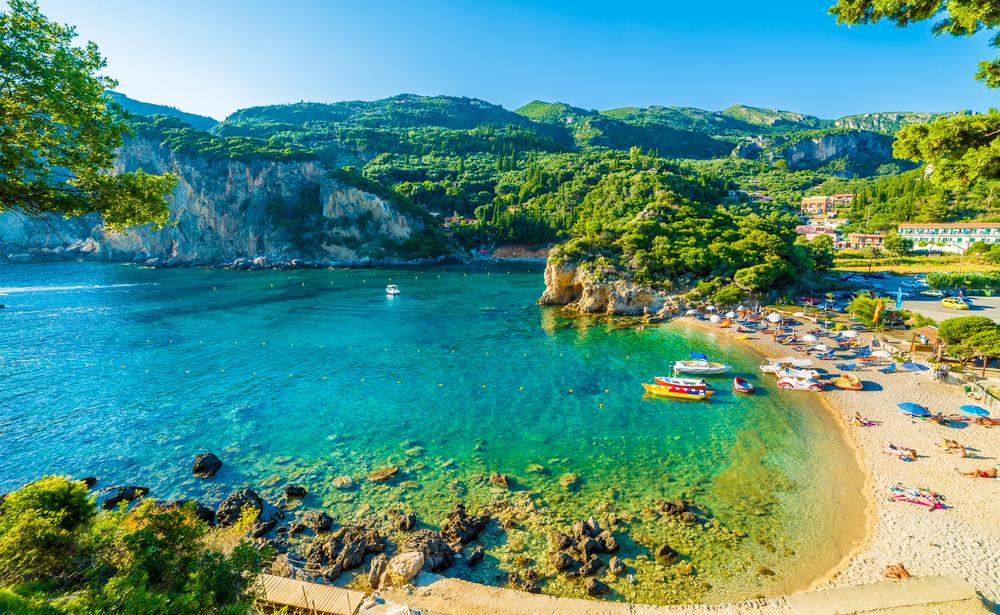 Korfu. Foto: Shutterstock
