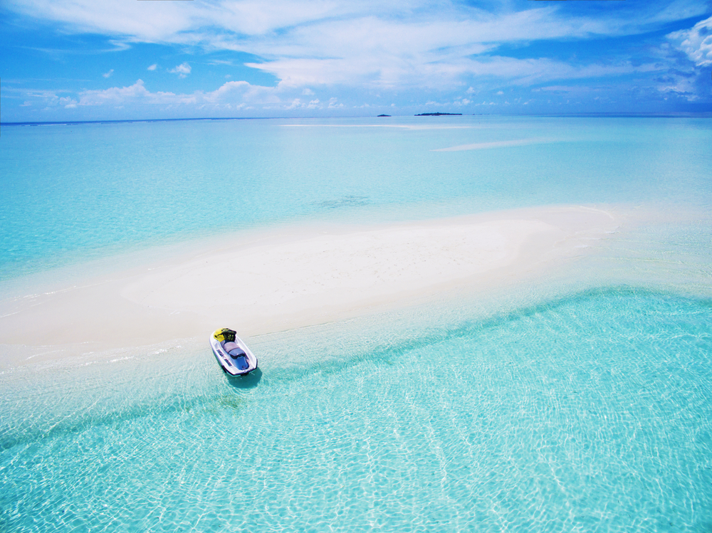 Maldivy. Foto: Shutterstock