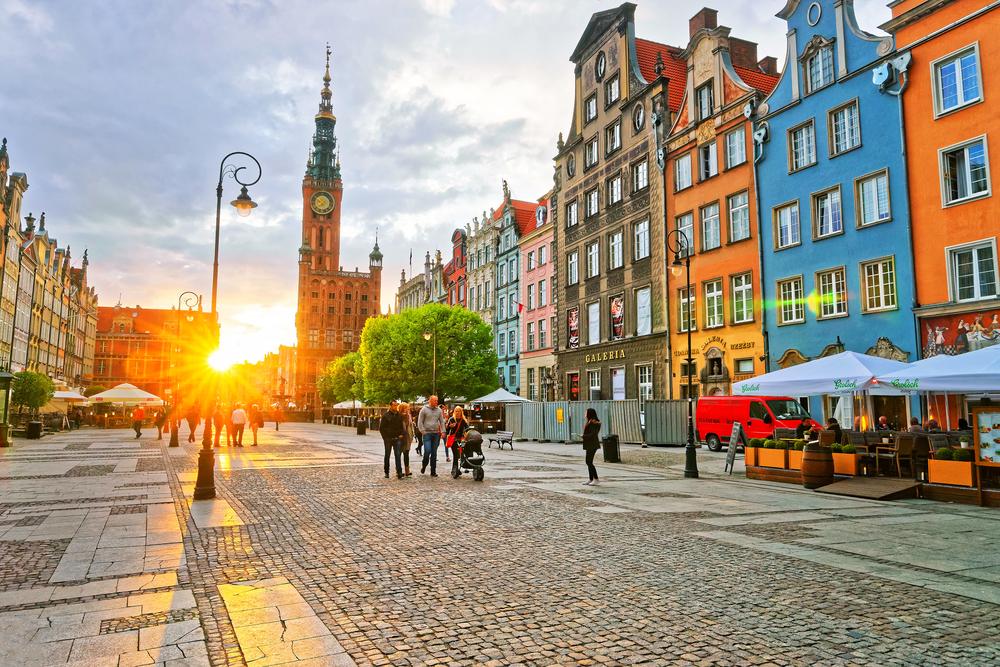 Poľsko. Foto: Shutterstock