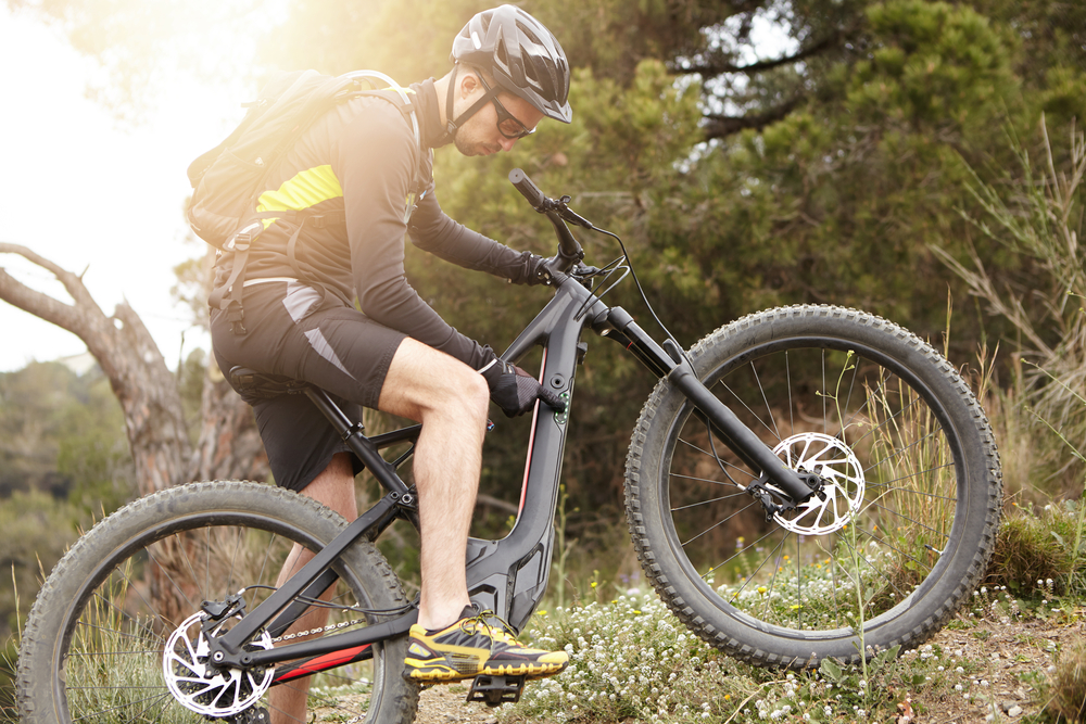 Elektrobicykel. Foto: Shutterstock