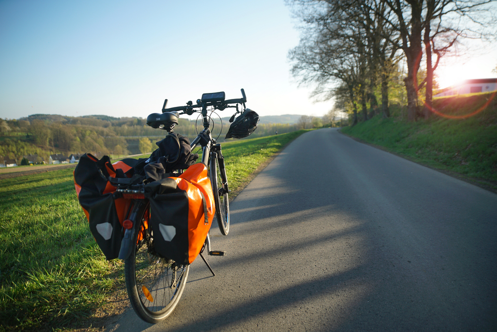 Cestovný bicykel. Foto: Shutterstock