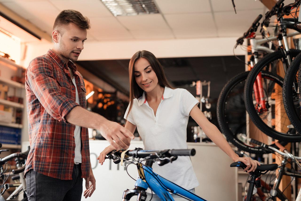 Kúpa bicykla. Foto: Shutterstock
