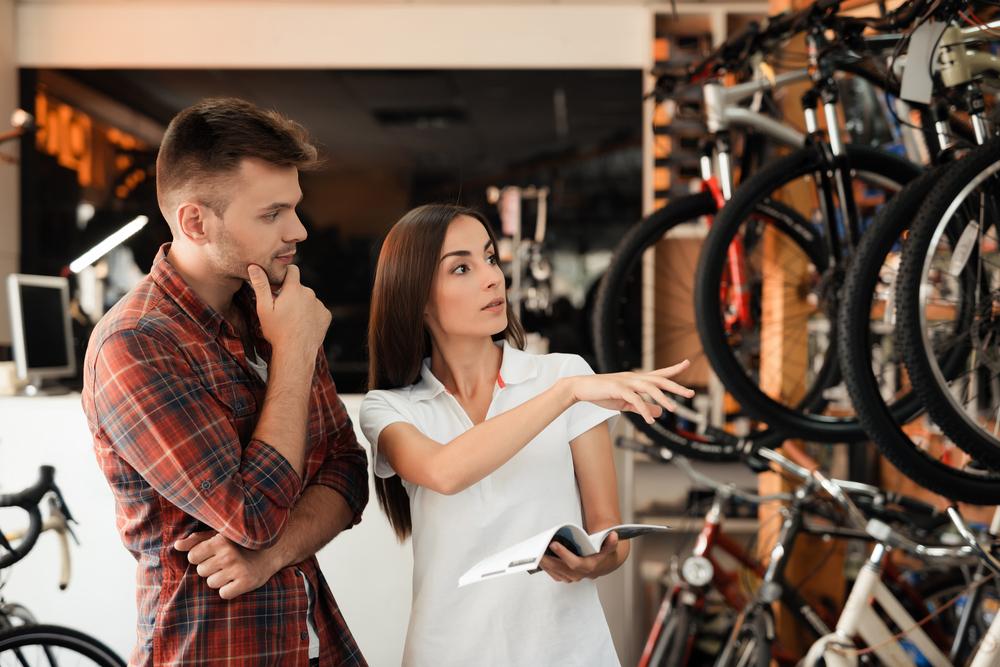 Zvoľte si miesto nákupu bicykla. Foto: Shutterstock