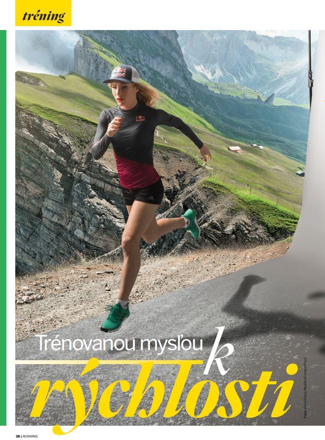 Zistite, ako vám vytrénovaná myseľ pomôže stať sa rýchlejšími bežcami.
