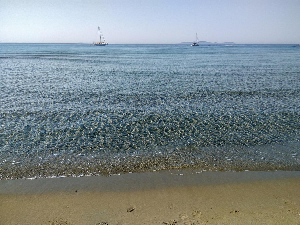 Malý ostrovček Erikousa. Foto: Shutterstock