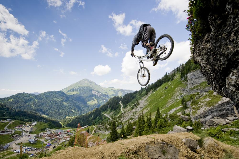 Horská cyklistika. Foto: Shutterstock