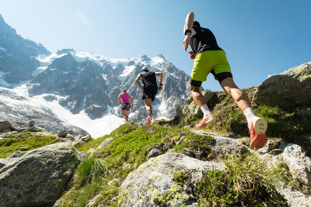 Vytrvalosť a beh. Foto: Shutterstock