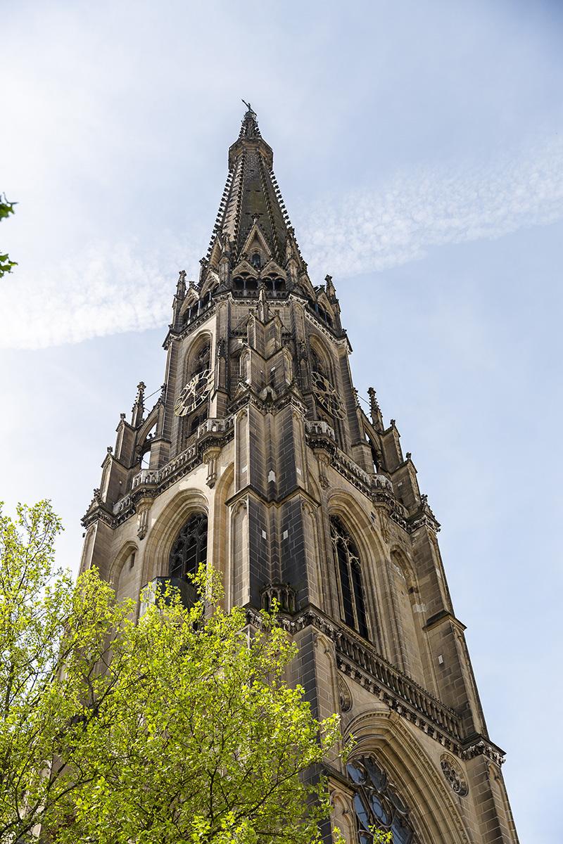 Mariendom je iba o meter nižší ako dóm svätého Štefana vo Viedni. Foto: Martin Matula