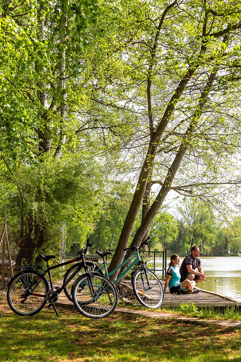 Gazárka je stále populárna rekreačná oblasť. Foto: Miro Pochyba