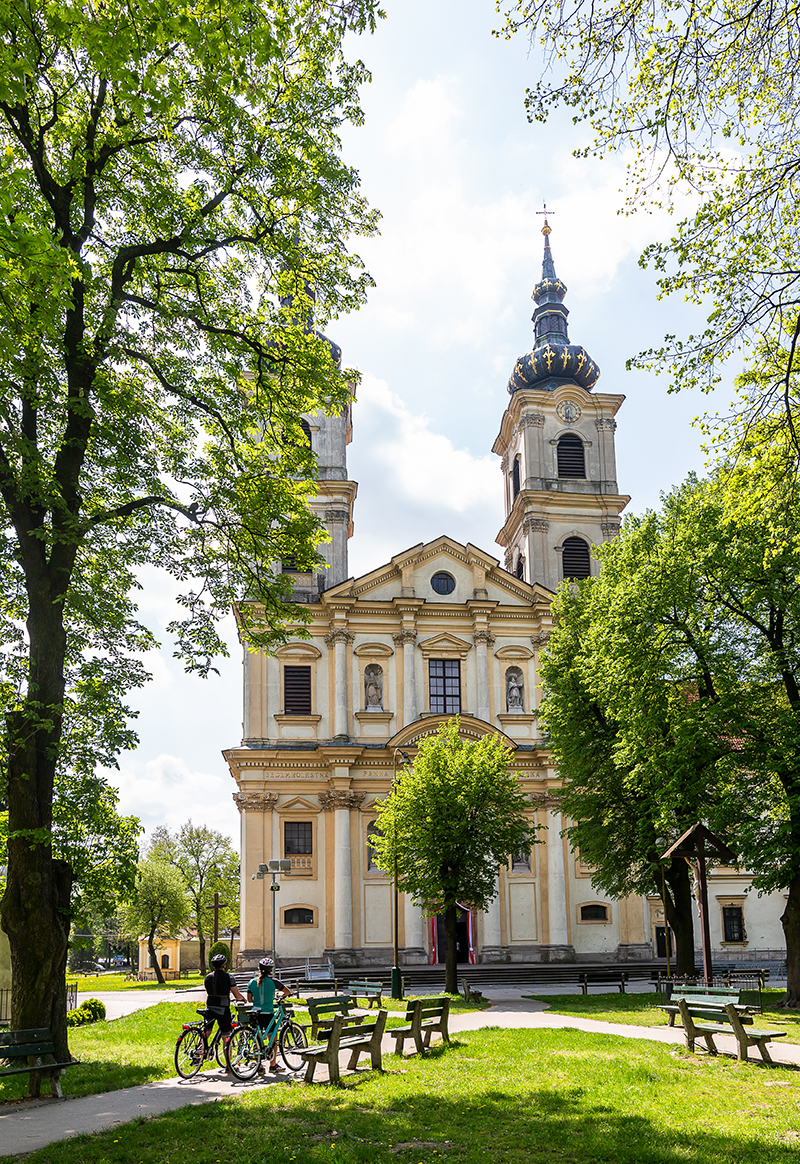 Bazilika Sedembolestnej PannyMárie je jedným z najvýznamnejších chrámov na Slovensku. Foto: Miro Pochyba