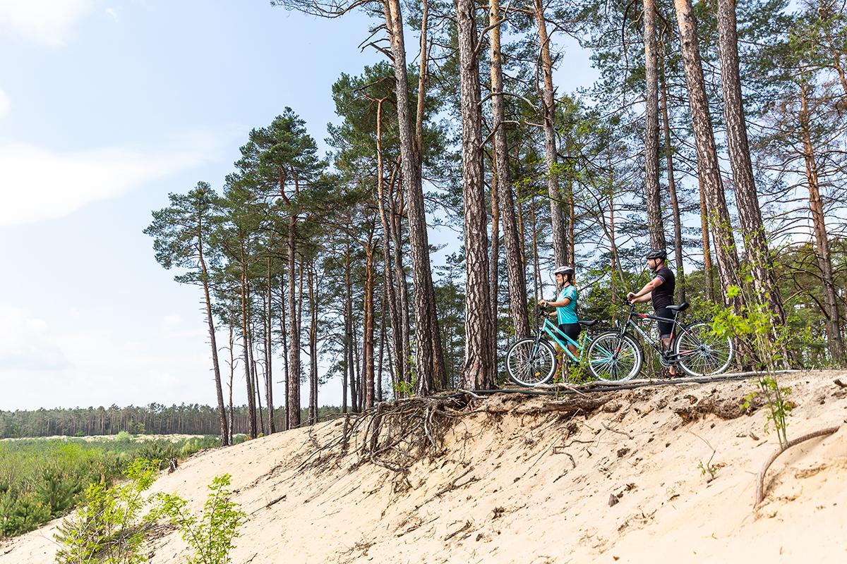 Cyklovýlet Záhorie. Foto: Miro Pochyba