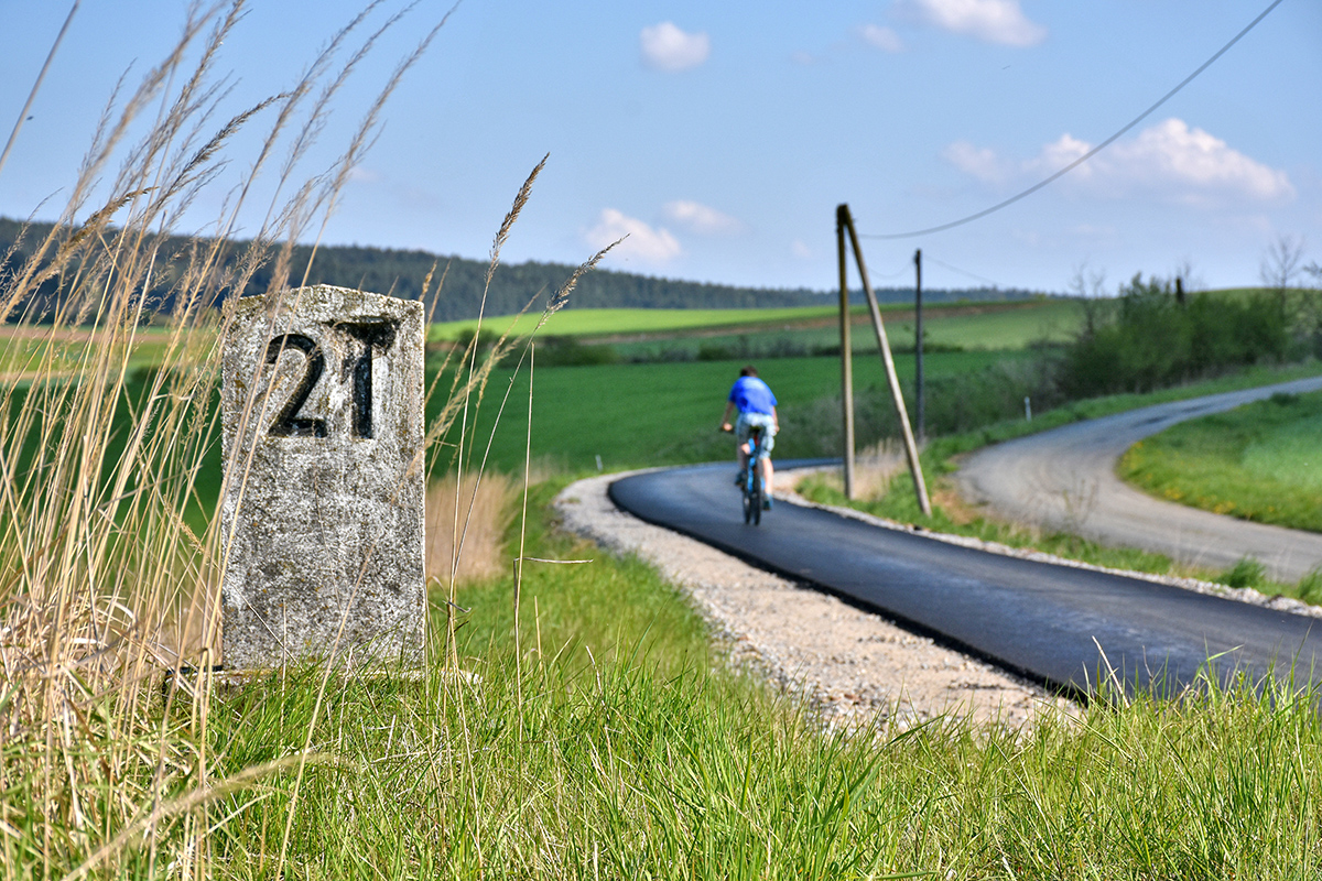 Cyklotrasa Thayarunde. Foto: (c)Matthias Ledwinka