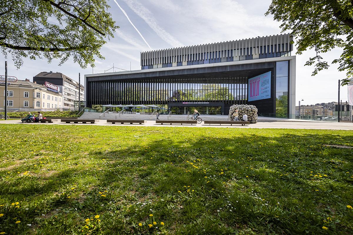 Musiktheater. Foto: Martin Matula