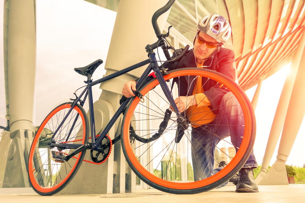 Kradnutie bicyklov. Foto: Shutterstock