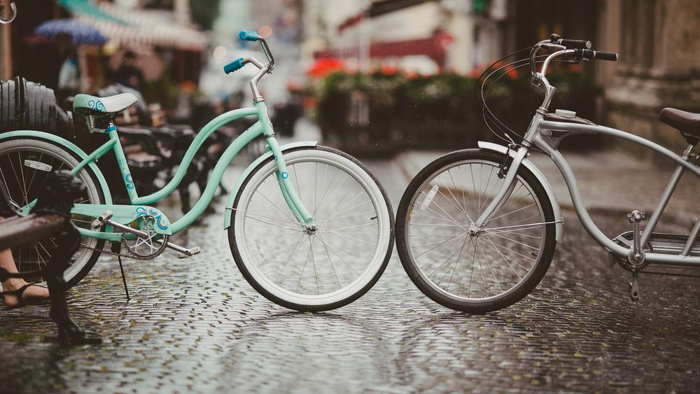 Retro bicykle. Foto: Shutterstock