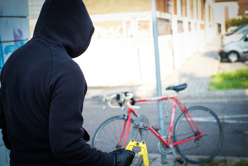 Zlodeji bicyklov. Foto: Shutterstock