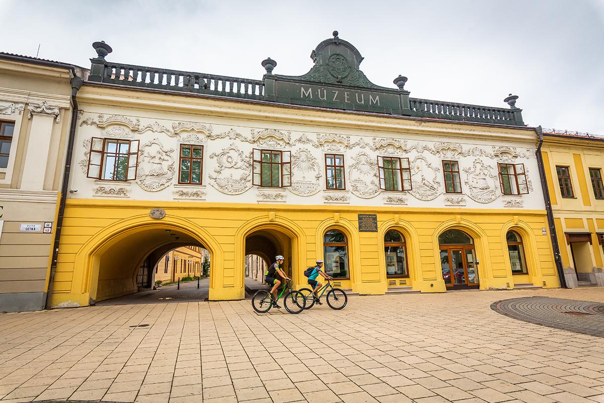Múzeum Spiša. Foto: Miro Pochyba