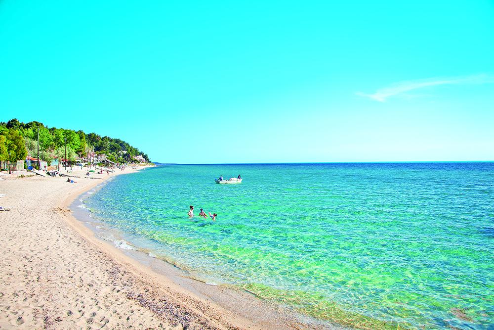 Na Peloponézskom poloostrove si každý nájde svoj vlastný raj. Foto: Shutterstock
