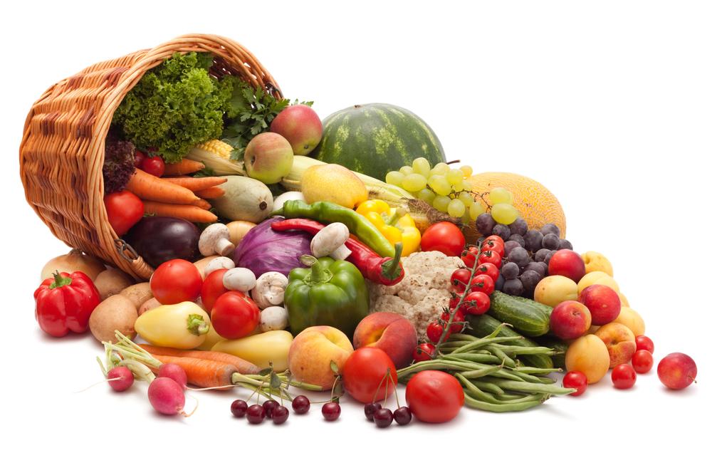 Pestrá strava je veľmi prospešná aj pre váš zrak. Foto: Shutterstock