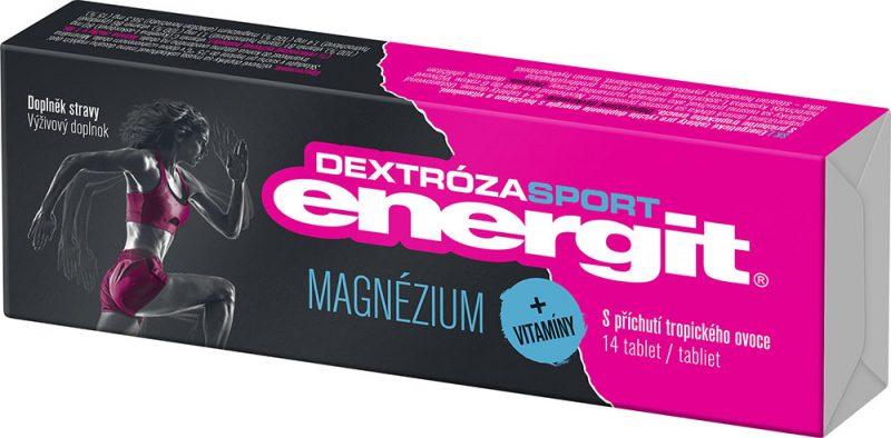 Dextróza Sport - Magnézium