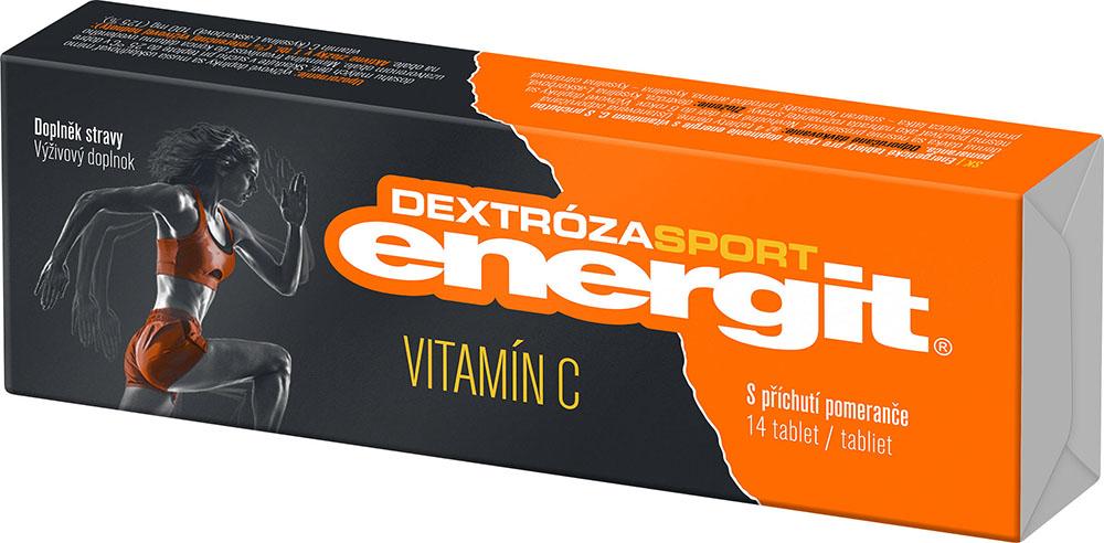 Dextróza Sport - Vitamín C