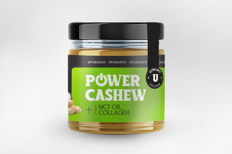 Power Cashew krém je lahôdka, ktorá zlepší vaše stravovanie.