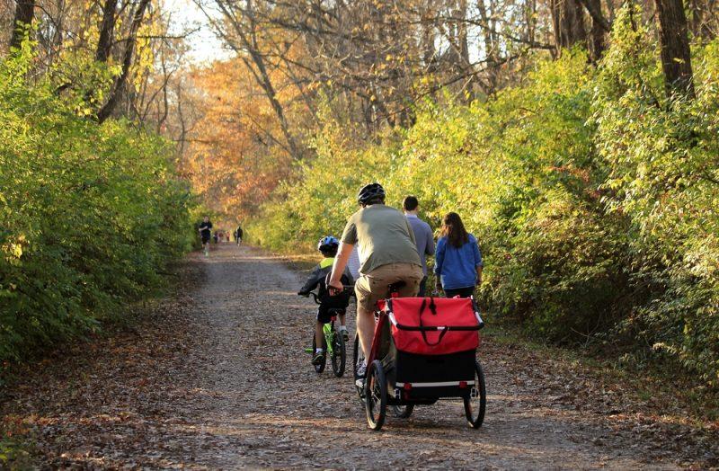 Do cyklovozíka už môžete vziať aj novorodenca. Foto: Shutterstock