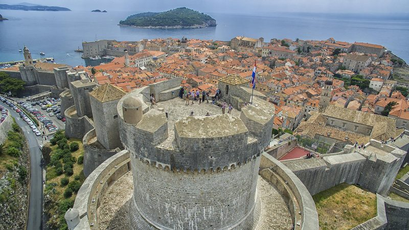 Dubrovník je významná pamiatka pod ochranou organizácie UNESCO. Foto: Archív Chorvátskeho turistického združenia