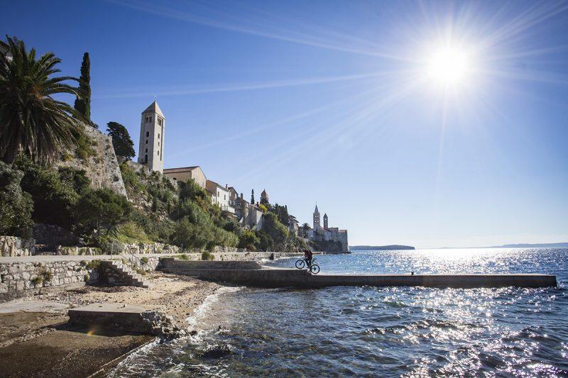 Ostrov Rab stojí za návštevu. Foto: Archív Chorvátskeho turistického združenia
