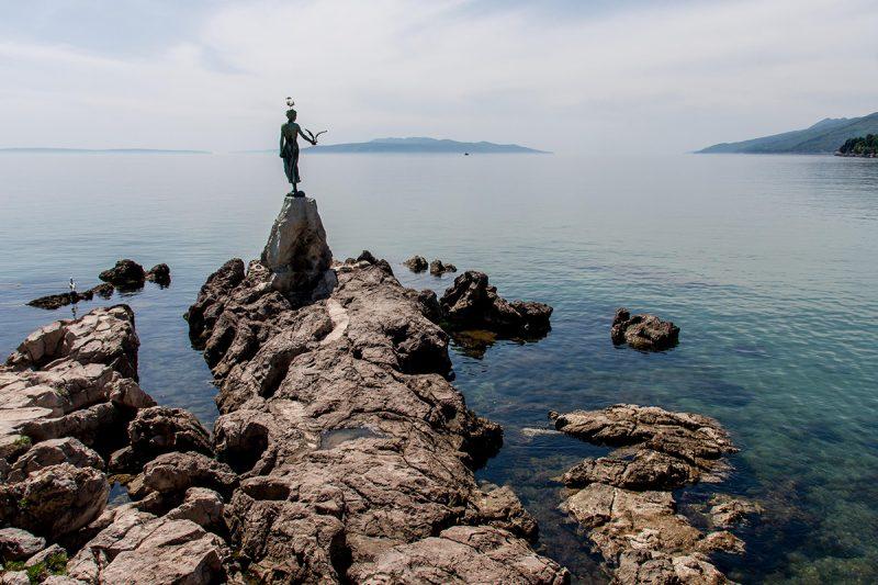 Opatija. Foto: Archív Chorvátskeho turistického združenia