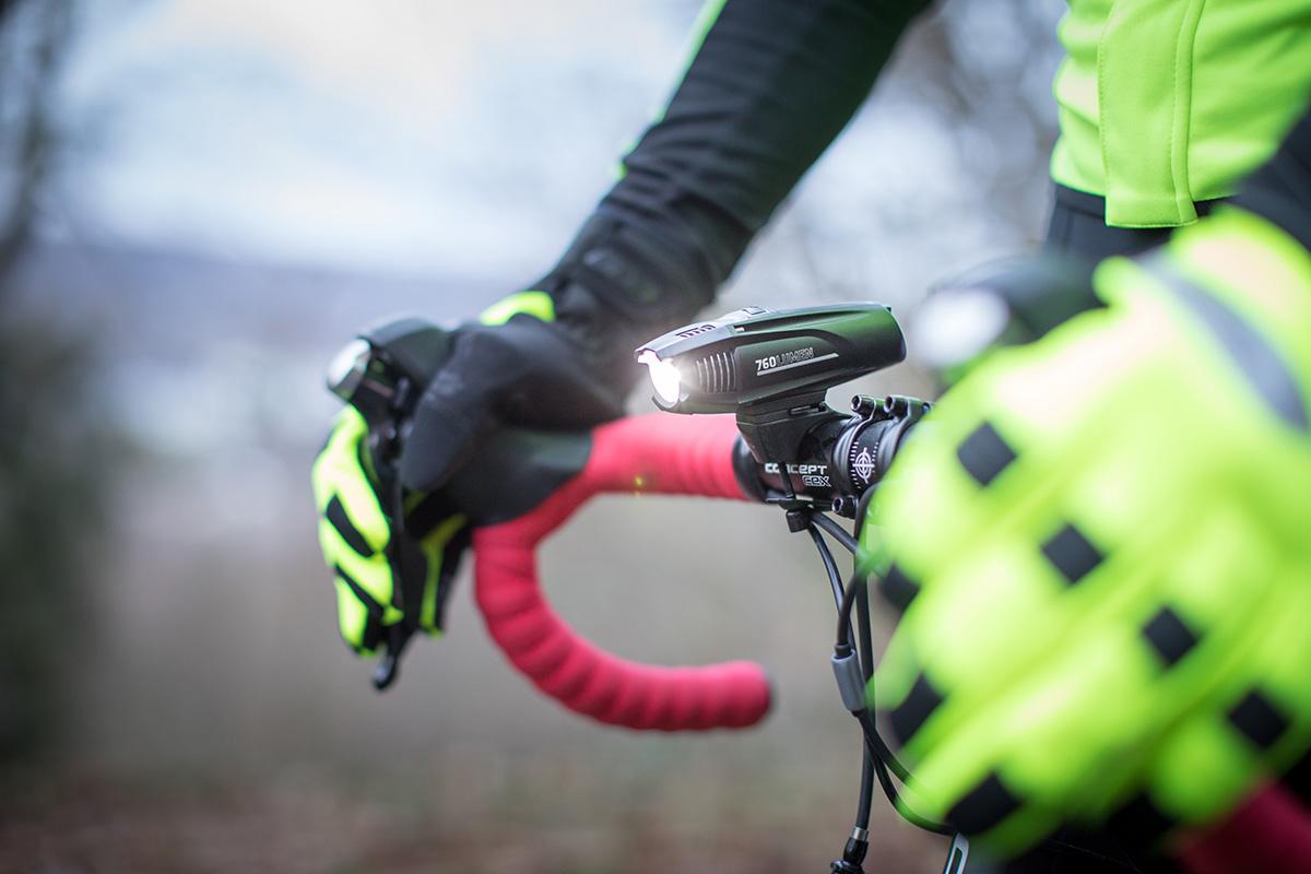 Máte to správne osvetlenie na váš bicykel? Foto: Michiel Rotgans