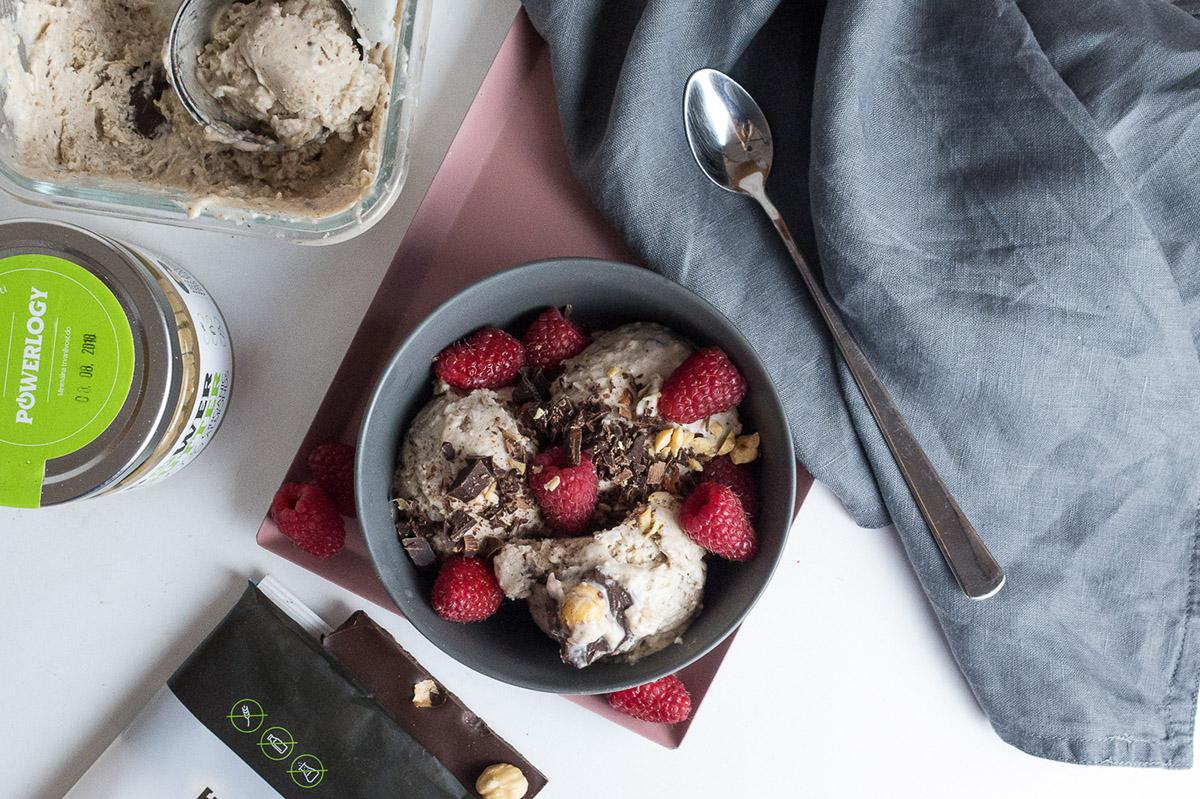 Paleo vegan zmrzlina. Foto: Powerlogy