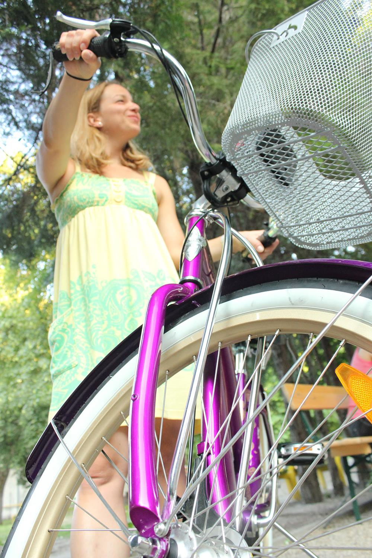 Karma je pekný štýlový bike, ktorý okamžite zaujme. Foto: Shutterstock