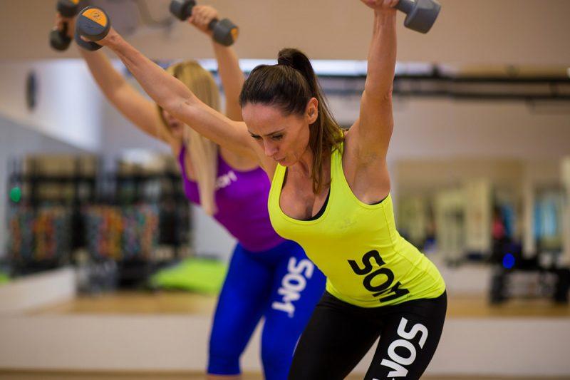 Soňa Sedláčková má na svedomí špeciálny tréningový program, ktorý nazvalaSOM. Foto: SOM