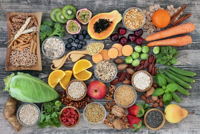 Najlepším zdrojom sacharidov je však ovociea zelenina. Foto: Shutterstock