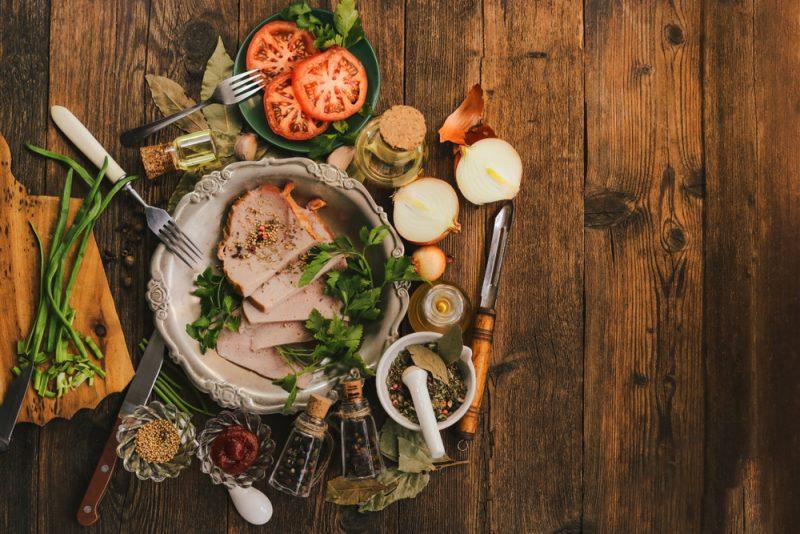 Podstatné sú však dva veci: kvalita surovín asprávna príprava jedla. Foto: Shutterstock