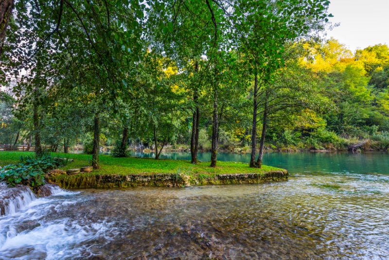 Rieka Korana. Foto: Shutterstock
