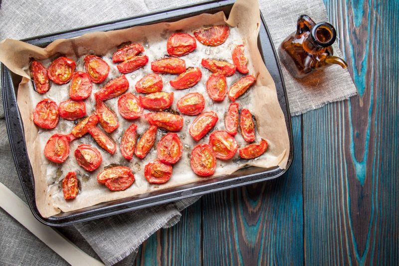 Sušené paradajky. Foto: Shutterstock