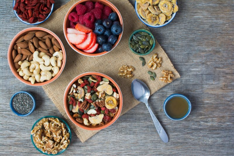 Paleo raňajky. Foto: Shutterstock