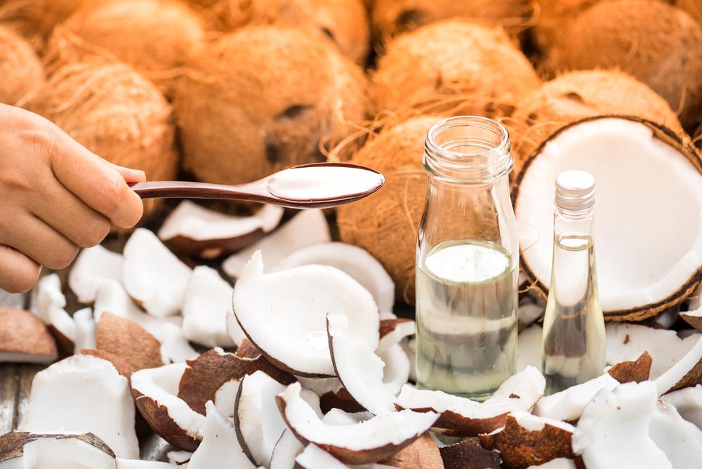 Kokosový olej. Foto: Shutterstock