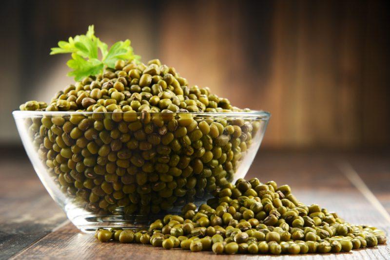 Mungo fazuľka je uvarená pomerne rýchlo. Foto: Shutterstock
