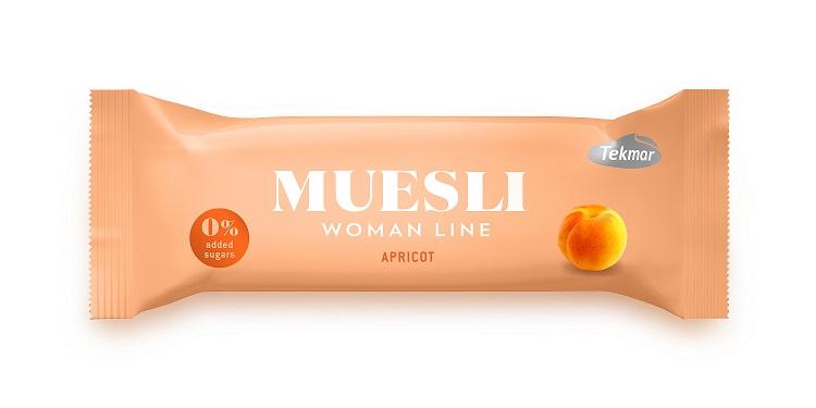 Muesli tyčinka Apricot