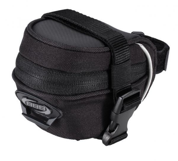 BBB easypack kapsička pod sedadlo s upínacím popruhom