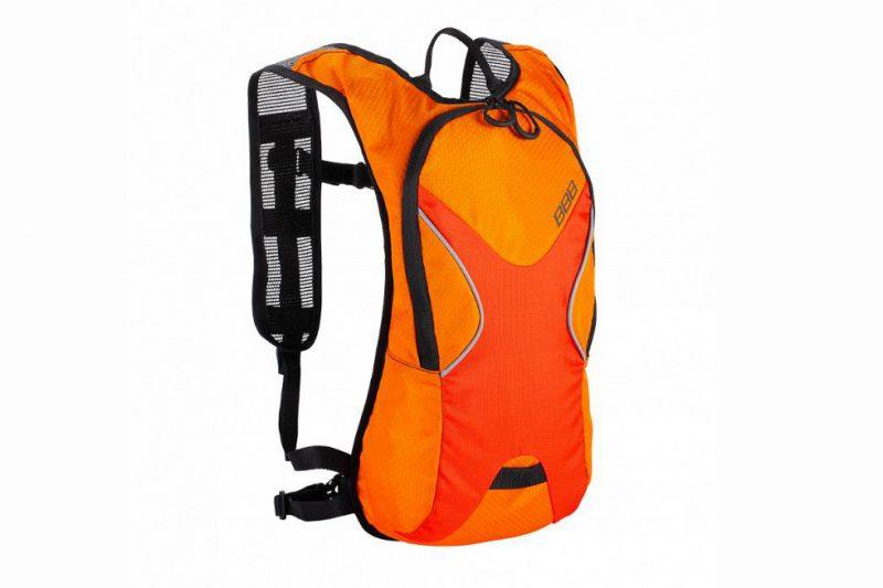 Kompaktný batoh na bicykel 6l, kompatibilný s hydrovakom BBB bsb 111 litefuel.