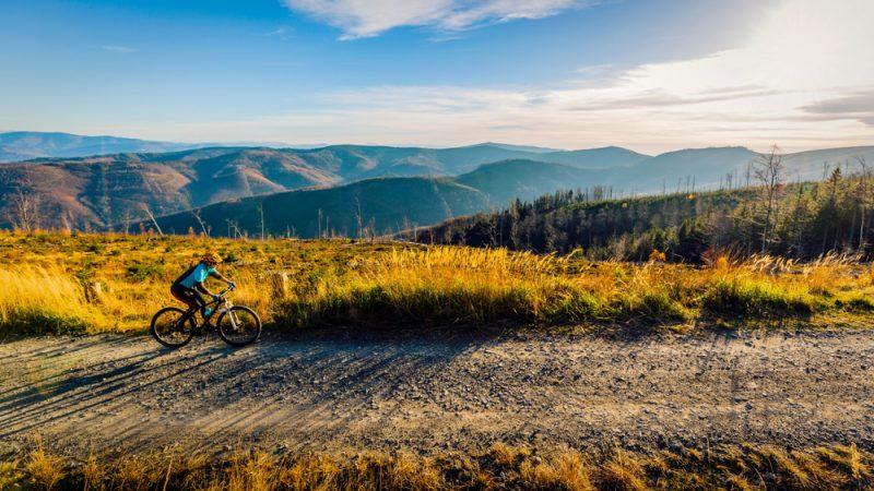 Dlhé výjazdy sú základné kamene vášhotréningu. Foto: Shutterstock