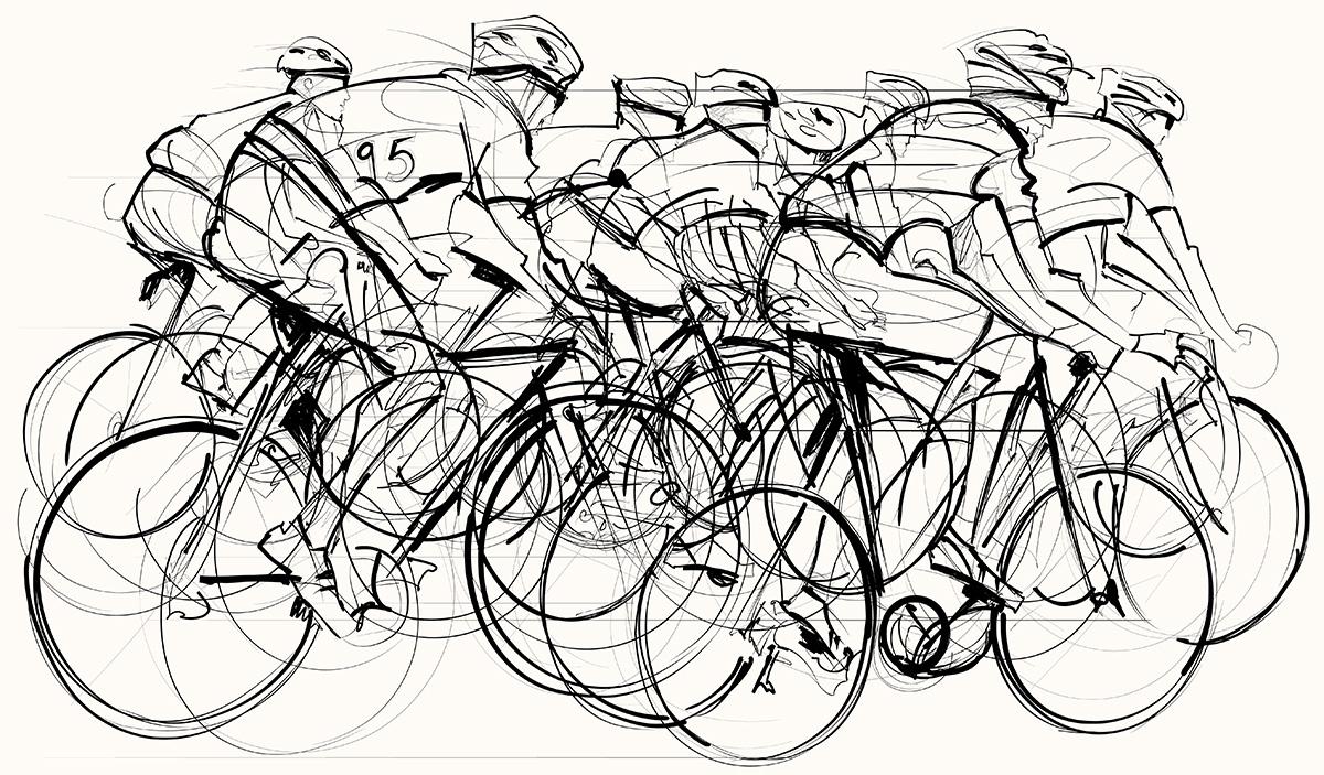 Ako zvládnuť dlhé výjazdy na bicykli. Foto: Shutterstock